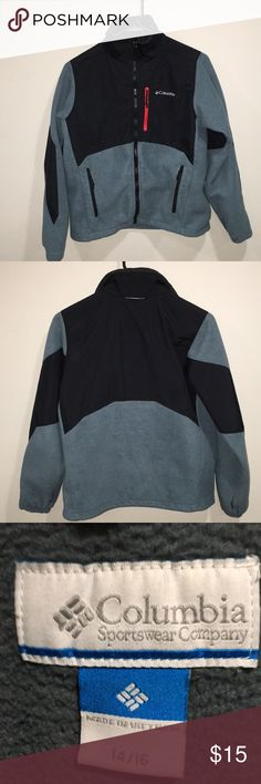 BOYS COLUMBIA JACKET EXCELLENT USED CONDITION   THIS IS THE INTER PART OF A 2 PIECE COAT.. WE DO NOT HAVE THE OUTER PART. Columbia Jackets & Coats