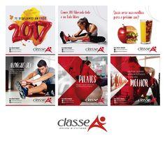 Classe A - Cards Redes Sociais on Behance Social Media Art, Social Media Poster, Social Media Banner, Social Media Template, Ad Sports, Instagram Banner, E Book, Social Media Design, Layout