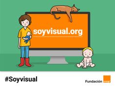 #Soyvisual está formado por láminas ilustradas, fotografías y materiales adaptados para estimular el lenguaje y ayudar a personas con necesidades en la comunicación