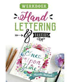 Wb - Handlettering & Doodles Creative Bookshelves, Doodle Lettering, Doodles, Calligraphy, Donut Tower, Doodle, Zentangle