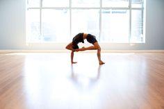 yoga... back bends