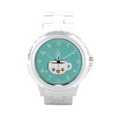Kawaii Tea Cup Wristwatch