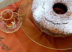 Sephardic Passover Walnut Cake