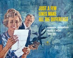 1964 UK Postal Museum. Michael Johnson, North Yorkshire, Museum, Lettering, Artist, Movie Posters, Artists, Film Poster, Drawing Letters