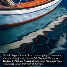 Travels in Elysium by William Azuski - Check out Chapter 1 today....