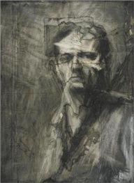 Self Portrait // Frank Auerbach