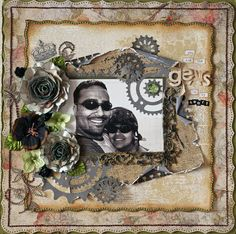 You are the gears to my heart *Swirlydoos* - Scrapbook.com