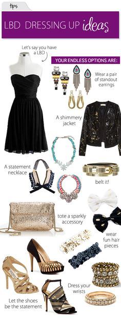 The Vault Files: Tips File: Accessorizing a LBD