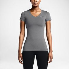 Nike Pro FItted Short-Sleeve Training Shirt