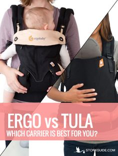 Ergo vs Tula baby carrier - Which is better? | I spent WAY to long reading this!
