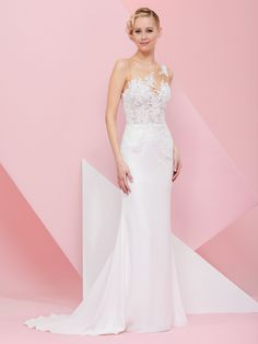Strapless Dress Formal, Formal Dresses, Wedding Dresses, Fit And Flare, Boho Chic, Satin Duchesse, My Perfect Wedding, Glamour, Tatoos