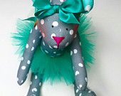 Handmade teddy bears for your child. We can add the name on the stomach.  Lots of designs.