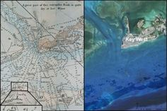 240-Year-Old Nautical Maps Reveal How Badly Weve Screwed Up Floridas Reefs