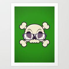 Nerd Skull