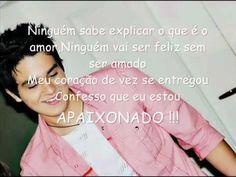 Luan Santana - Um beijo ((com letra))