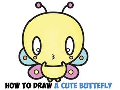How to Draw Step by Step Drawing Tutorials - Learn How to Draw with Easy Lessons Drawing Sites, Drawing Videos For Kids, Easy Drawings For Beginners, Drawing Tutorials For Kids, Easy Drawings For Kids, Cute Drawings, Easy Drawing Steps, How To Draw Steps, Step By Step Drawing
