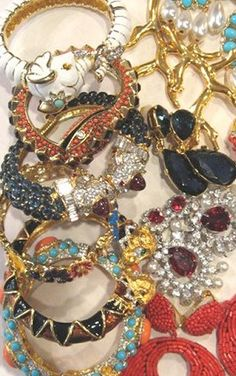 Kenneth Jay Lane Jewelry | Largest Retail Collection of KJL Couture Jewelry on the Internet | KennethJayLaneSales