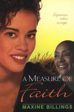 A Measure Of Faith by Maxine Billings http://www.amazon.com/dp/158314465X/ref=cm_sw_r_pi_dp_bmFGwb0TF010F