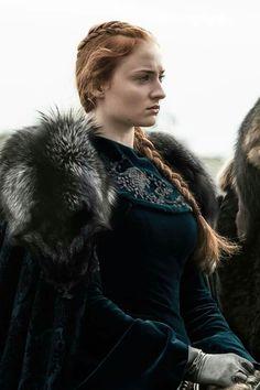 Sansa Stark helps her brother defeat Ramsey