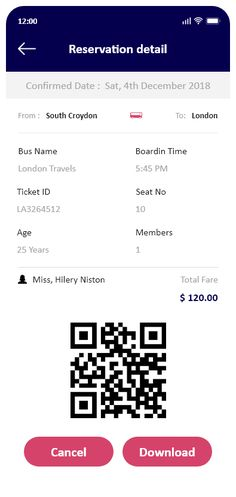 MyBus is a online bus ticket booking app in Android and iPhone for bus transportation services. Bus App, Who Book, Bus Tickets, London Bus, Bus Travel, Ui Design Inspiration, Transportation Services, London Travel, Car Rental