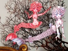 jdavidmckenney.com  Such lovely mermaid pantines!