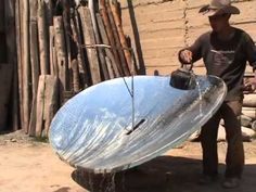Solar cooker project-1 Amdo
