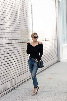 1315437f8d And Other Stories Sweetheart Off the Shoulder Top (My Style Pill)