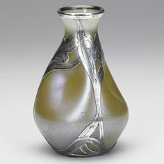 1000 Images About Art Nouveau Deco Vases Amp Glass Art On