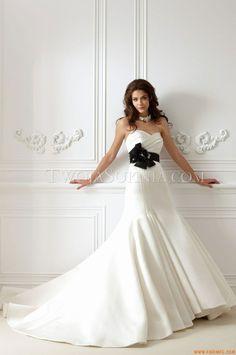 Vestidos de noiva Jasmine F470 Collection 2012 - Fall 2011
