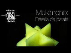 Curso de decoración. Mukimono. Estrella de patata. Koketo. Video #recetas de #platos @joao victorómicos elaborados por @chefkoketo. Puedes ver esta y otras #recetas en nuestro blog de #gastronomia http://koketo.es o bien siguiendones en twitter @Jorge Hdez Alonso. #koketo