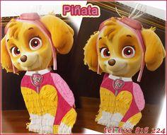 piñata perrita Paw-Patrulla canina