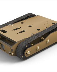 Kits robóticos educacionais para Arduino. Ideal para projetos e cursos de robótica.