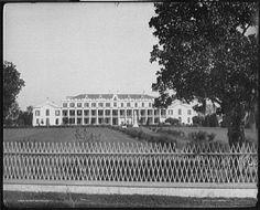 Convent near Hester, Louisiana - October, 1890