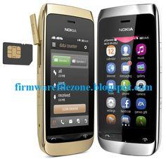 Nokia Asha 309 Flash File