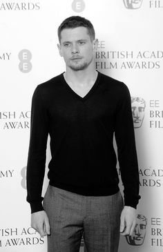 Pin for Later: These Hot British Boys Look Even Better in Black and White Jack O'Connell Cook Skins, Jack O'connell, Super Cool Stuff, Big Crush, British Boys, Casino Outfit, Celebs, Celebrities, Classy Dress