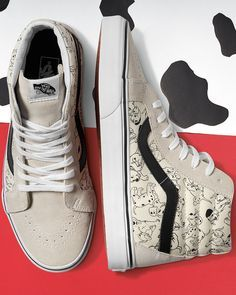 de43d9563f Black and white never looked so adorable. The Disney and Vans collection  featuring 101 Dalmatians