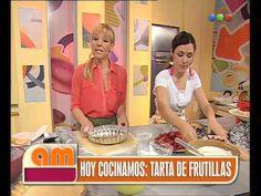 AM - Tarta de Frutillas