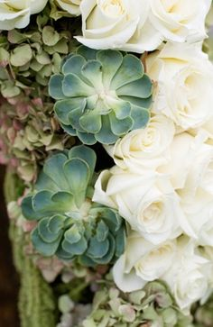 LOVE LOVE LOVE the flowers and colors!