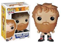 Funko POP! WWE Daniel Bryan Vinyl Action Figure 07