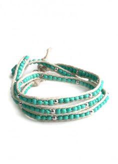 Woven Friendships Bracelet $12.00