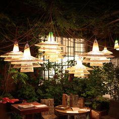 PET CHIMBARONGO SET OF 12 LAMPS at Spence & Lyda