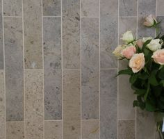 to add some contrast Wet Rooms, Tile Floor, Contrast, Flooring, Pure Products, Texture, Stone, Simple, Crafts