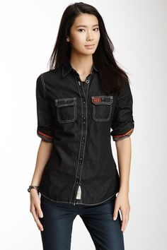 Rodeo Shirt by Superdry on @HauteLook