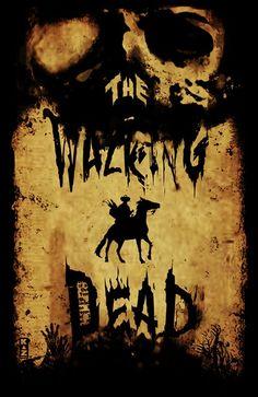 the walking dead artwork | Kaz Oomori – The Walking Dead | Geek Art – Art, Design ...