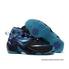 06d52f1c7e74d Nike LeBron 13 Kids Shoes Sudden Impact Basketball Shoes Authentic