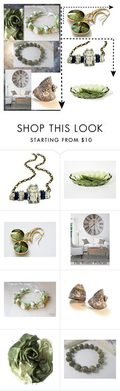 """I'll Show You Pretty"" by whimzingers ❤ liked on Polyvore featuring National Geographic Home"
