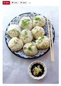 Filled with pork, mushrooms and ginger, this Baozi or stuffed pork bun recipe is a really authentic Chinese pork bun recipe. Read more (Chinese Recipes Authentic) Pork Recipes, Asian Recipes, Cooking Recipes, Fast Recipes, Healthy Chinese Recipes, Comida India, Chinese Pork, Chinese Bun, Bun Recipe
