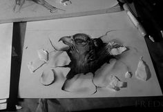rembrandt drawings | See This!! Amazing 3D Pencil Drawings by 17 Year Old Fredo | Cindy's ...