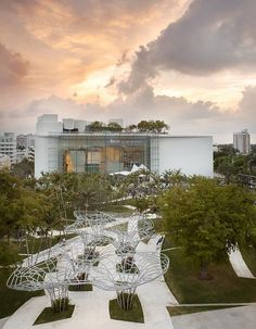 New World Center, Miami Beach, Florida, United States - Frank Owen Gehry