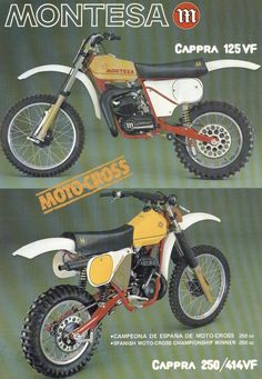 Posts about brochures written by themarquis Enduro Motorcycle, Motocross Bikes, Vintage Motocross, Vintage Bikes, Vintage Motorcycles, Cars And Motorcycles, Off Road Bikes, Dirt Bikes, Triumph Tiger